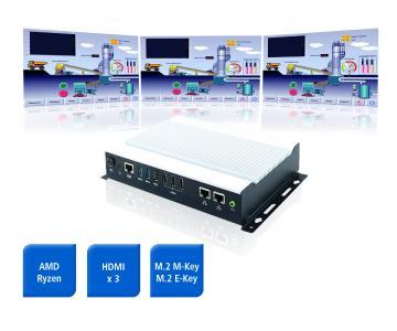 Spectra SI 323 N Kompakter Digital Signage Player