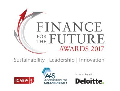 MEP Werke und Strasser Capital im Finale der internationalen Finance for the Future Awards