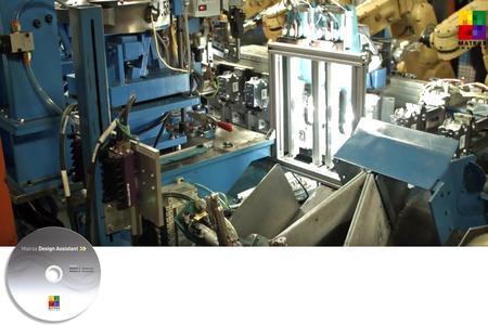 Matrox Design Assistant - in der Konsumgüter Produktion