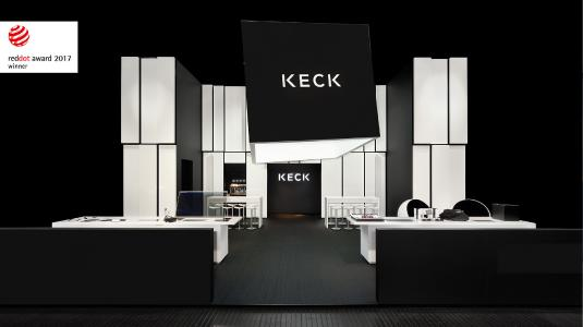 EuroShop 2017 - Konzeption: Fön Design und KECK