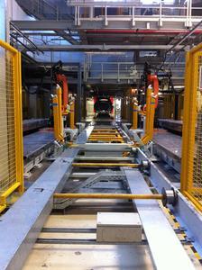 Als Generalunternehmer plant und fertigt Schigan Gesamtlösungen im Maschinen- und Anlagenbau.