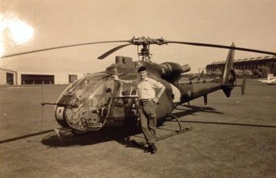 Airbus Helicopters marks 40 years as a training partner for British military pilots