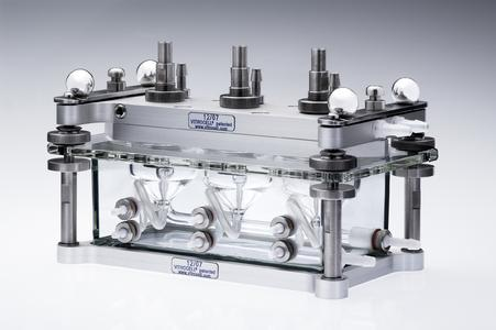 VITROCELL®  cultivation module for the exposure to nano particles