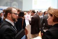 T5 JobMesse Gespräch mit Arbeitgeber