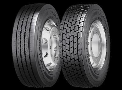 An allen Achsen eingesetzt, reduzieren die Conti LightPro-Reifen das Gesamtgewicht eines Tankzugs im Flüssigkeitstransport um rund 80 kg und bieten einen Nutzlastvorteil von durchschnittlich bis zu 900 € im Jahr