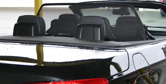 BMW E93 Convertbile windstop /windeflector new from JMS