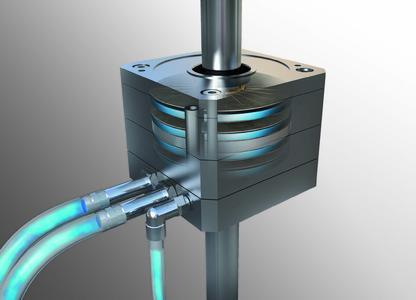 Das mit Druckluft betriebene Klemmsystem PClamp zeichnet sich durch seine hohe Klemm- und Haltekraft aus