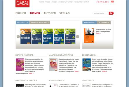 Gabal Verlag Themenübersicht