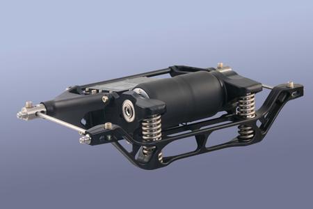 Power Drive Unit (PDU) - kompakte, energieeffiziente Antriebseinheit für ein Frachtladesystem in Flugzeugen