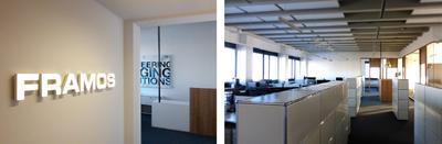 Eingangsbereich - Büroräume