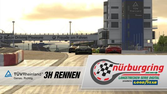Previewbild Livestream 3-Stunden-Rennen Nürburgring (Foto: VLN VV GmbH & Co.KG)