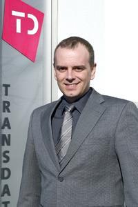 Rechnet in den nächsten Wochen mit weiteren Vertragsabschlüssen: Andreas Prüfig, Vertriebsleiter der TRANSDATA Soft- und Hardware GmbH
