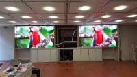 Videowalls from Delta ensure the future is always present at Hannover Rück