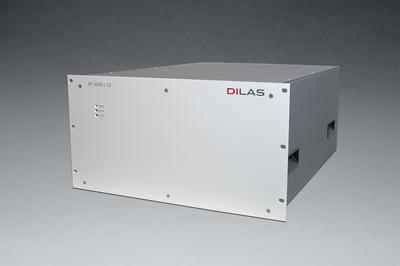 DILAS Fiber-Coupled, Multi-Bar Module  Delivers Up to 6kW