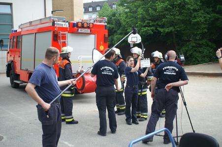 Lehrfilm der Freiwilligen Feuerwehren
