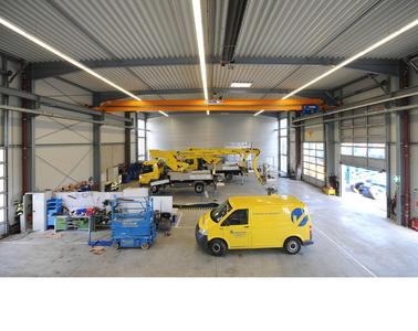 Erstklassige technische Standards machen den Unterschied in der Gardemann Mietstation in Frankfurt-Griesheim. So setzt das Unternehmen seit 2009 auf ein zertifiziertes Qualitätsmanagementsystem im Bereich seiner Werkstätten