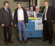 geobra Brandstätter has 60 BOY injection moulding machines and 12 more machines are on order
