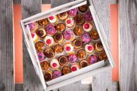 Dematic sponsert die ersten 500 Bestellungen auf kleinstark.de beispielsweise mit einem liebevoll verzierten Cupcake. (Foto: Baaila)