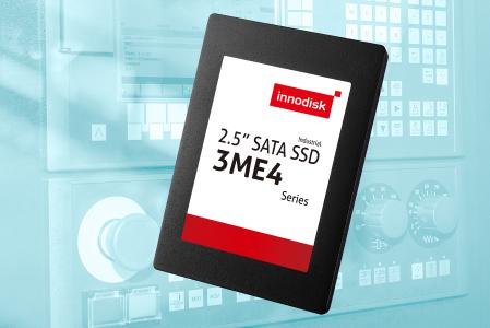 MSC Technologies presents robust SSD generation for automation applications from InnoDisk