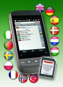 Ganz schön smart: Mini-Karte liefert mobiles Fremdsprachenwissen