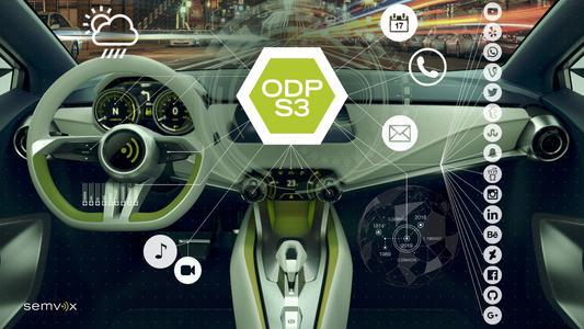 Assistenz im Fahrzeug mit ODP S3