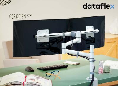 dataflex Dual Monitorhalterung