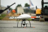 Der neue mdLiDAR3000 von Microdrones