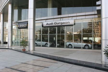 Audi opens India's largest dealership