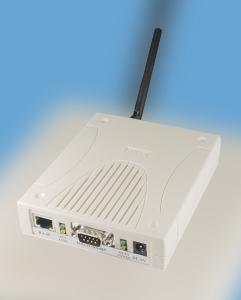 RFID reader by SYRIS with both Ethernet and serial ports