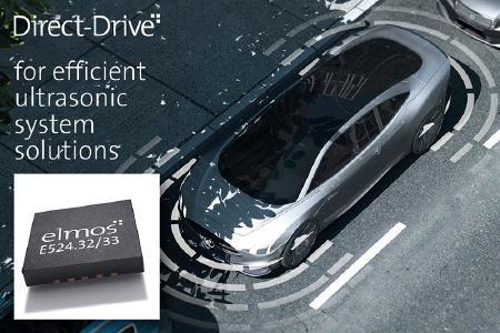 Elmos: Next Generation Direct-Drive USPA ICs
