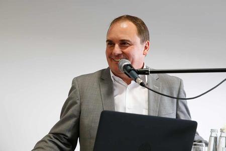 Data One Geschäftsführer Martin Sesar
