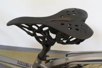Der persönlich zugeschnittene Fahrradsattel im zukunftsweisenden Design