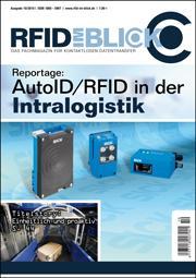 Oktoberausgabe RFID im Blick