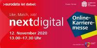 """eurodata präsentiert sich bei """"next digital"""""""