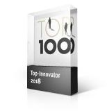 Innovationsaward TOP 100. Quelle: TOP 100