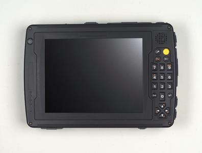 UMPC Victum Tablet front