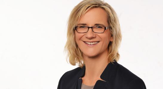 Jana Brendel is CIO of the Concardis Payment Group. © Concardis / Jana Brendel