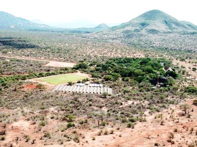 SMA Technology for Kenya's First Safari Lodge with 100% Solar Energy Supply