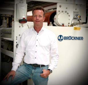 Axel Pieper, Geschäftsführer Technik/CTO, BRÜCKNER Textile Technologies GmbH & Co. KG Quelle: BRÜCKNER