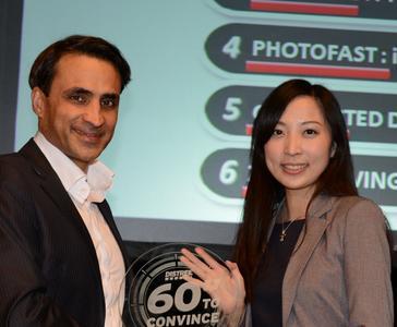 i-FlashDrive auf der DISTREE EMEA ausgezeichnet