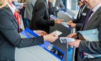 Hamburg Messe und Congress setzt auf die Hard- und Softwarelösung FairMate für das Einlass- und Besuchermanagement / Bild: Hamburg Messe und Congress / Rolf Otzipka