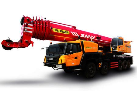 Excellent CE-certified Mobile Crane performance for the