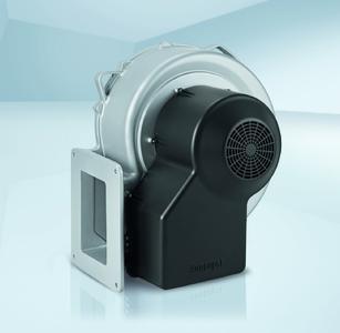 Bild 1: Hohe Leistung bei kompakter Bauweise: das Megawattgebläse G3G 315