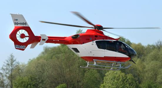 EC135 , © Copyright Airbus Helicopters, Charles Abarr