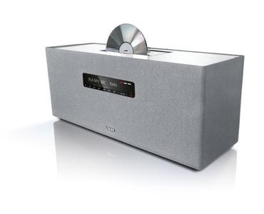 Soundbox 02 Silber