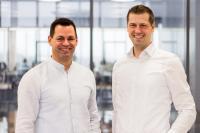 Geschäftsführung e.telligent: Frank Fichtner, Dr. Christian Matzner (v.l.n.r.)