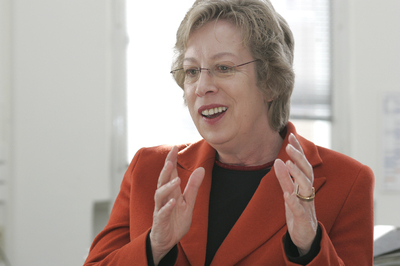 Mechthild Schramme-Haack, Gleichstellungsbeauftragte der Region Hannover