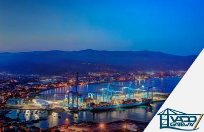 APM Terminals Vado Ligure (Italy)