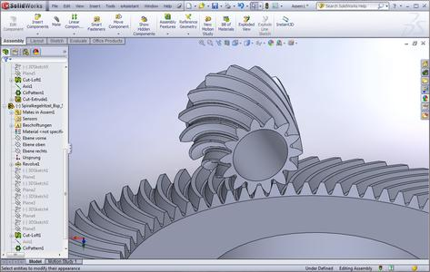 Eassistant Software Now Includes 3 D Models Of Bevel Gears Gwj Technology Gmbh Press Release Pressebox