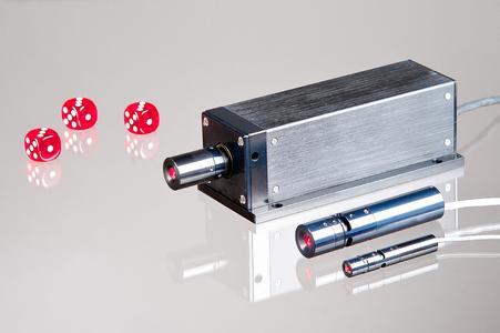 Laser für die Bildverarbeitung